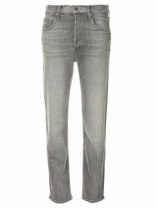 Mother Tomcat Ankle denim jeans - Grey