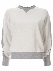 Rag & Bone utility sweatshirt - Grey