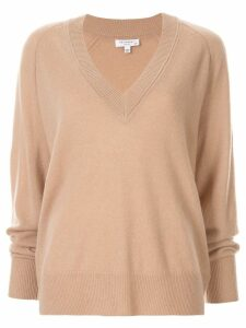 Equipment Madalene jumper - Brown