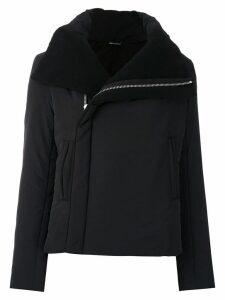 Uma Raquel Davidowicz Domino puffer jacket - Black