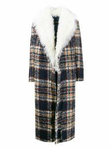 Simonetta Ravizza Edera coat - NEUTRALS
