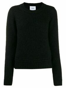 Dondup crew neck jumper - Black
