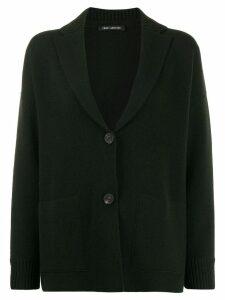 Iris Von Arnim notched lapels cardigan - Green