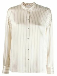 Vince loose-fit shirt - Neutrals