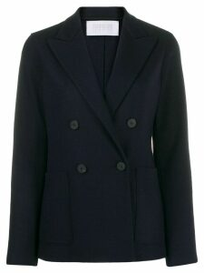 Harris Wharf London fitted wool blazer - Blue