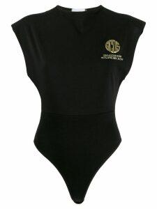 Gcds raised logo body - Black