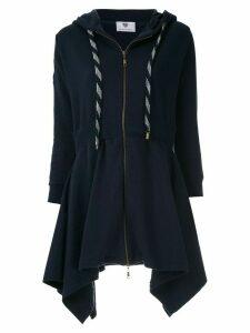 Andrea Bogosian hoodie dress - Blue