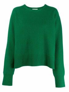 YMC ribbed jumper - Green