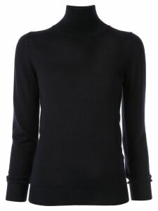 Markus Lupfer turtleneck knit sweater - Blue