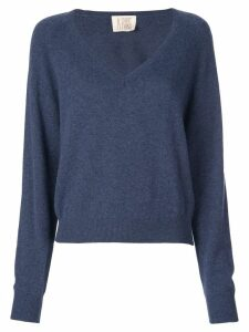 A Shirt Thing V-neck sweater - Blue