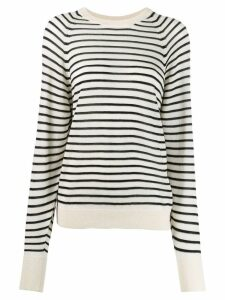 Barena striped jumper - White