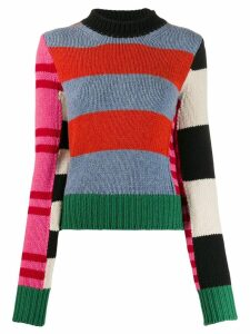 colville striped jumper - Blue