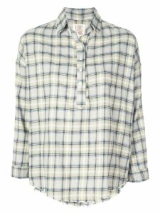 A Shirt Thing check print shirt - Green