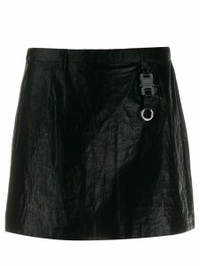 1017 ALYX 9SM buckle mini skirt - Black