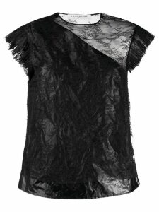 Philosophy Di Lorenzo Serafini lace insert top - Black