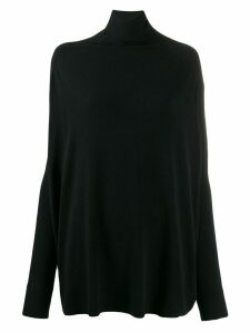 Transit turtle neck jumper - 10 Black
