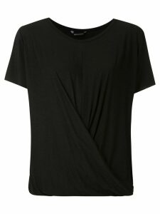 Uma Raquel Davidowicz Campbel draped blouse - Black