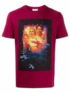 Etro Star Wars T-shirt - Red