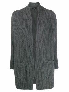 Antonelli Zeus cardigan - Grey