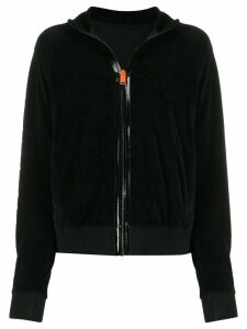 Heron Preston zip front sweatshirt - Black