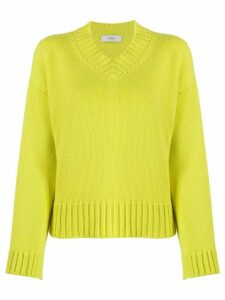 Pringle of Scotland cashmere long-sleeve sweater - Green