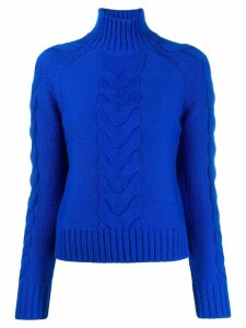 Joseph cable knit jumper - Blue