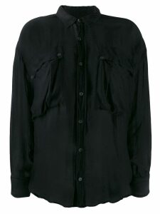 Katharine Hamnett London Alex shirt - Black