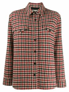 Holland & Holland checkered shirt