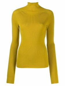 Holland & Holland knitted jumper - Yellow