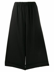 Comme Des Garçons high waisted skirt - Black