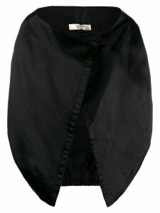 Prada wrap around jacket - Black