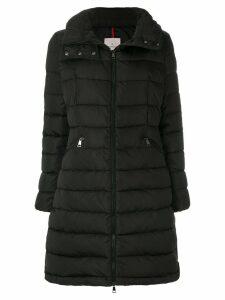 Moncler Flammette padded coat - Black