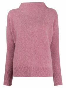Vince cashmere knit jumper - PINK