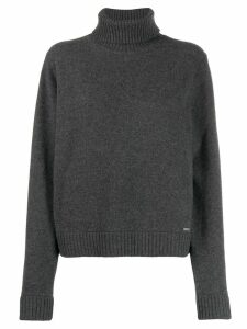 Dsquared2 roll-neck sweater - Grey