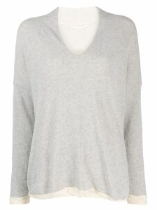 Elsa Esturgie Broussaille sweater - Grey