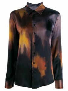 Each X Other printed button shirt - Brown