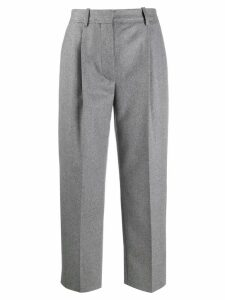 Acne Studios tailored cropped trousers - Grey