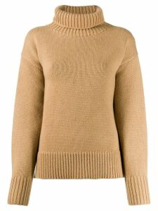 Rag & Bone Lunet roll-neck jumper - NEUTRALS