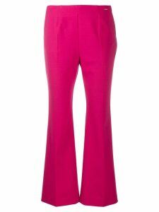 Les Copains cropped-length trousers - PINK