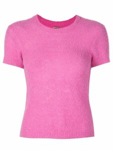 Rachel Comey short sleeved sweatshirt - Pink