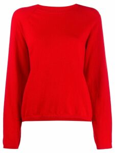 Norse Projects Evana jumper - Red