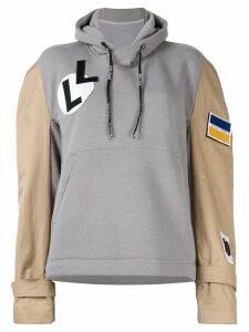 Litkovskaya Nikita hoodie - Grey