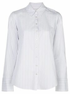 Cinq A Sept striped Marisol shirt - White