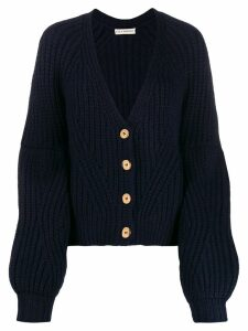 Ulla Johnson chunky-knit cardigan - Blue