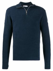 GmbH Moses fleece jumper - Blue