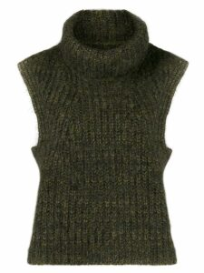Isabel Marant Étoile sleeveless sweater - Green