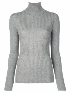 Alex Mill knitted roll-neck jumper - Grey