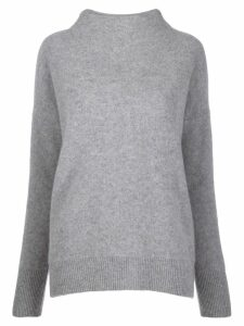 Vince knit high neck sweater - Grey
