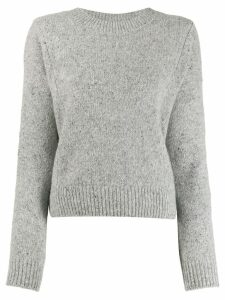Vince knit crew neck jumper - Grey