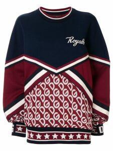 Dolce & Gabbana DG logo print sweatshirt - Red